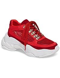 ジェフリー キャンベル レディース スニーカー Jeffrey Campbell Hotspot Lace-Up Sneaker [並行輸入品]