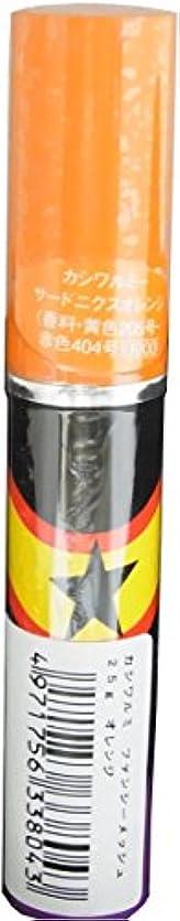 取り替えるバング累積カシワルミ ファンシーメッシュ オレンジ25g