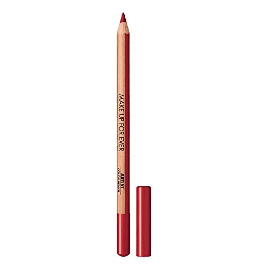 ガス暗黙近々メイクアップフォーエバー Artist Color Pencil - # 712 Either Cherry 1.41g/0.04oz並行輸入品