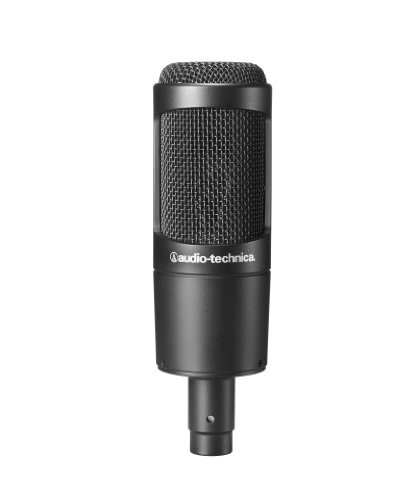 audio-technica サイドアドレスマイクロフォン AT2035