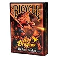 Age of Dragon ( Anne Stokes ) Playing Cards自転車で