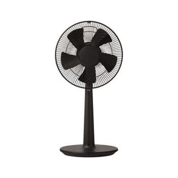 ±0 プラスマイナスゼロ Stand Fan リビングファン XQS-V110 [ ブラウン ]