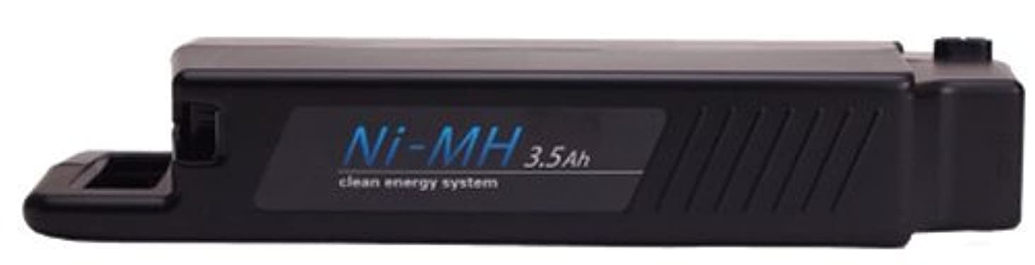 神学校必須改善Panasonic(パナソニック) バッテリー NKY377B02/Ni-MH/3.5Ah ブラック(旧型品番:CY-EB35)