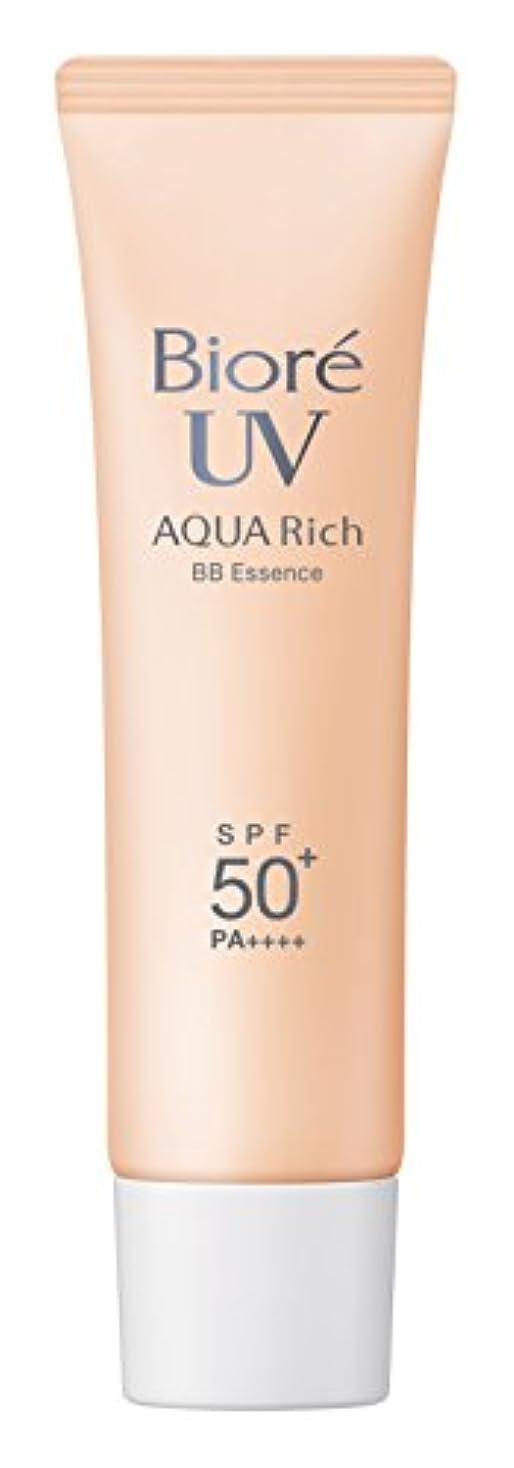 服を洗うネブ少年ビオレ UV アクアリッチ BBエッセンス SPF50+/PA++++ 33g