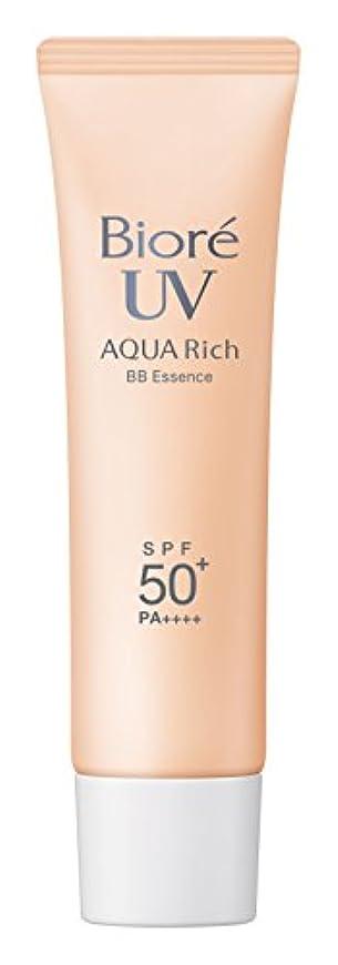 窒素行商砂漠ビオレ UV アクアリッチ BBエッセンス SPF50+/PA++++ 33g