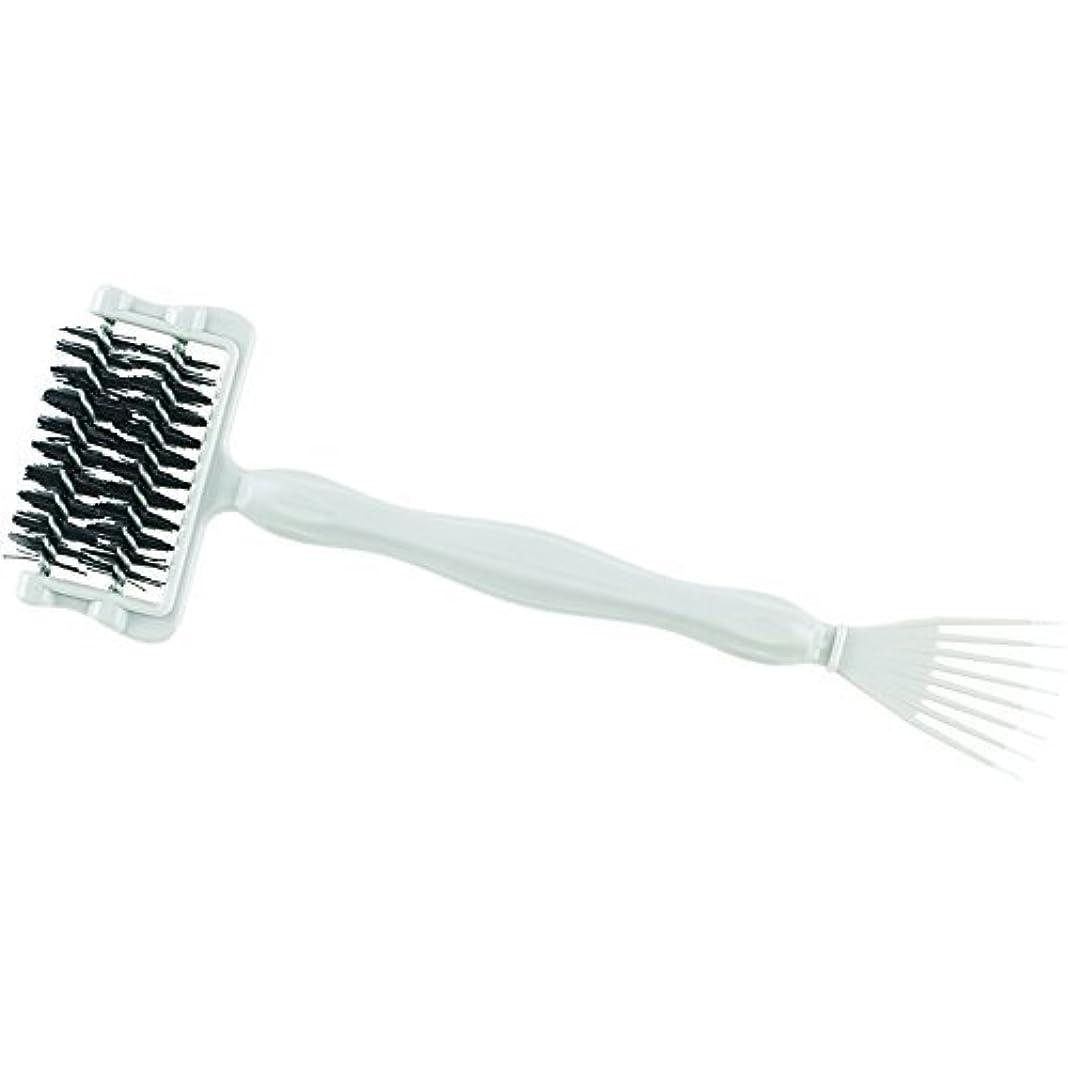 醜い合意マンモスOlivia Garden Comb Cleaner 2-tools-in-1 [並行輸入品]