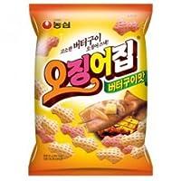 農心  オジンオジプ 83g ■韓国食品■韓国食材■韓国お菓子 ■美味しいお菓子■お菓子■韓国スナック■