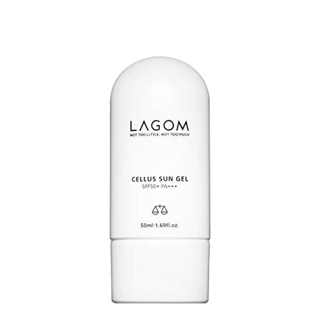 引っ張る黄ばむガロンLAGOM(ラゴム) ラゴム サンジェル 50ml (日焼け止め乳液) SPF50+/PA+++ 日本正規品