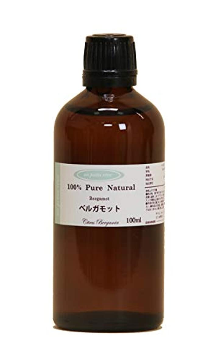 異常ジャケットアンソロジーベルガモット 100ml 100%天然アロマエッセンシャルオイル(精油)