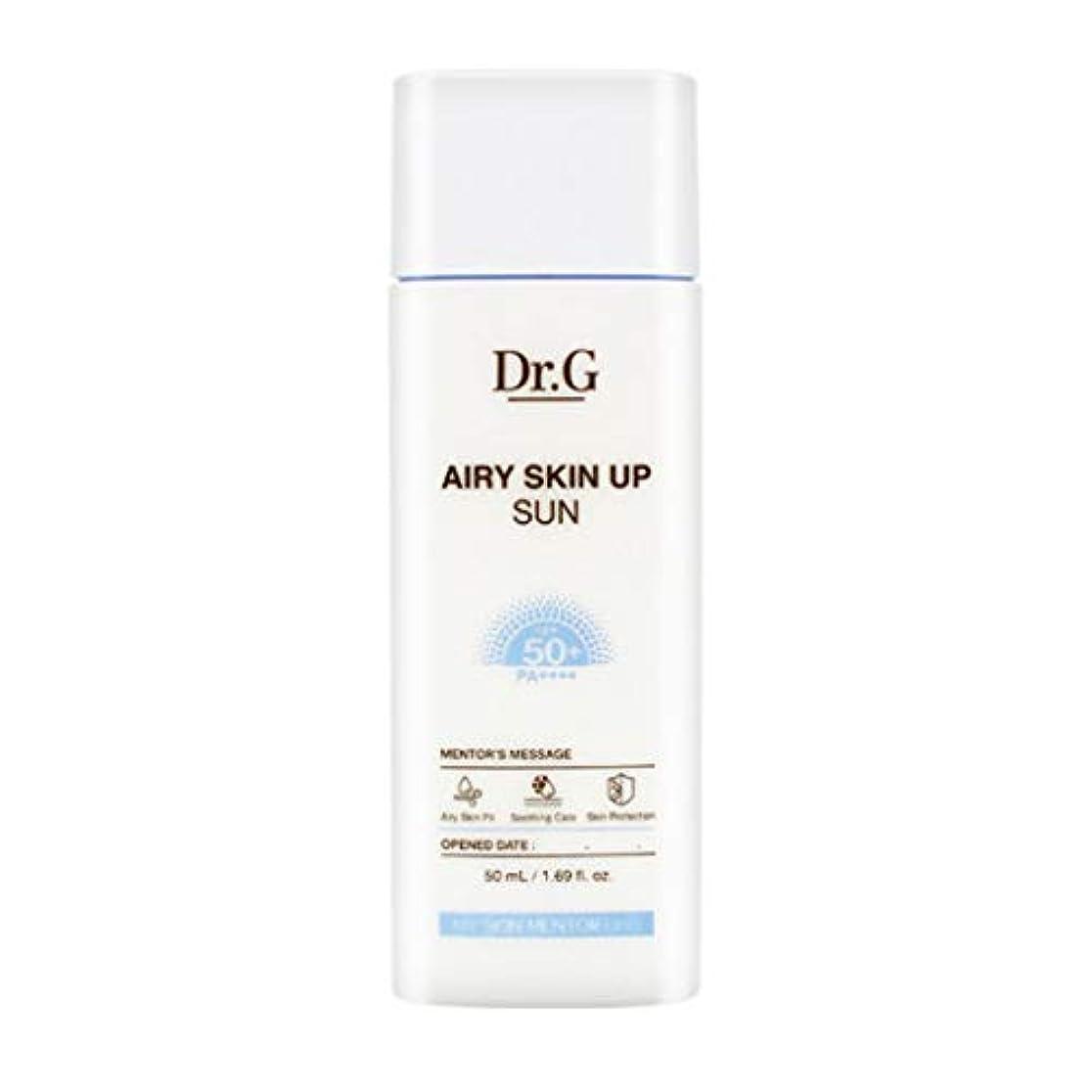 アラビア語シャイニング宙返りDr.G ドクタージー Airy Skin Up Sun エアリースキンアップサン (50ml) SPF50+ PA++++ Dr G DrG 日焼け止め