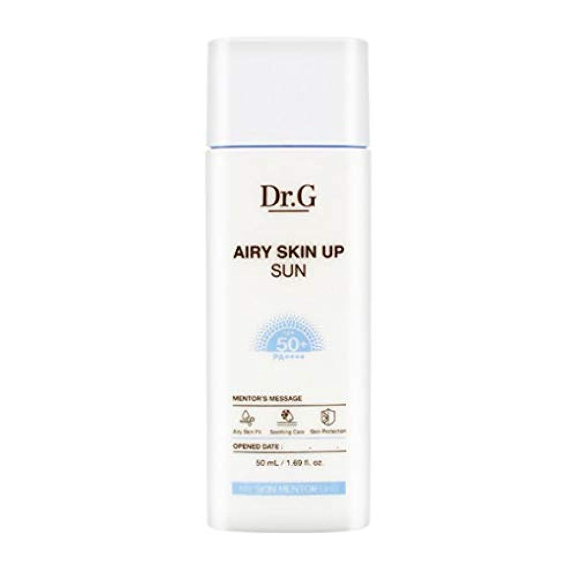 不運トーナメント時系列Dr.G ドクタージー Airy Skin Up Sun エアリースキンアップサン (50ml) SPF50+ PA++++ Dr G DrG 日焼け止め