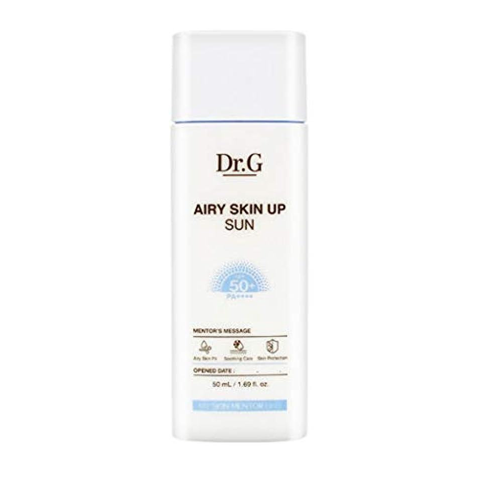 みぞれ虚偽署名Dr.G ドクタージー Airy Skin Up Sun エアリースキンアップサン (50ml) SPF50+ PA++++ Dr G DrG 日焼け止め