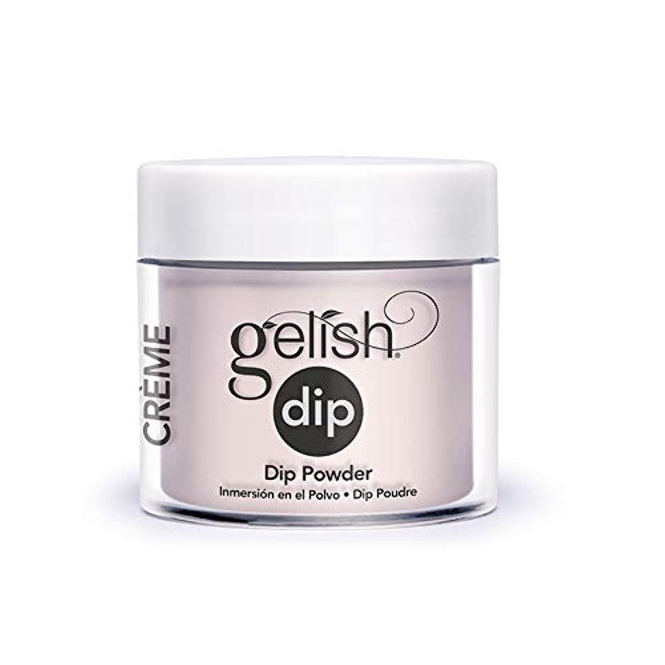 エイリアン有効柔らかさHarmony Gelish - Acrylic Dip Powder - Simply Irresistible - 23g / 0.8oz