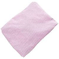 BabyDoll Baby Bassinet Sheet Cotton Pink Gingham 13 x 29 [並行輸入品]