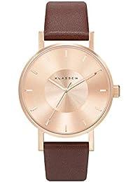 [クラス14]KLASSE14 腕時計 ウォッチ VOLARE 36mm ブラウン×ローズゴールド レディース [並行輸入品]