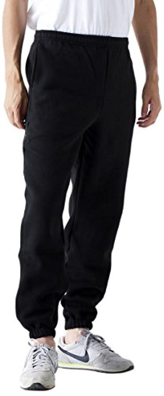 バッグ粘土ステープルティーシャツドットエスティー スウェットパンツ 無地 裏起毛 裾ゴム始末 マックスヘビー 12.4oz メンズ