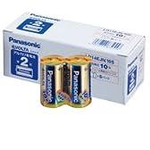 パナソニック 乾電池 アルカリ エボルタ 単2 10本入