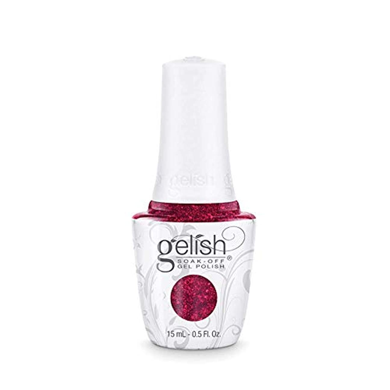 侵入する魅了する苦いHarmony Gelish - All Tied Up... With A Bow - 0.5oz / 15ml