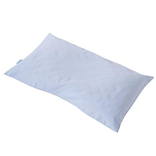 東京西川 枕カバー もっと首楽寝 医師がすすめる健康枕 ブルー EMA2381500