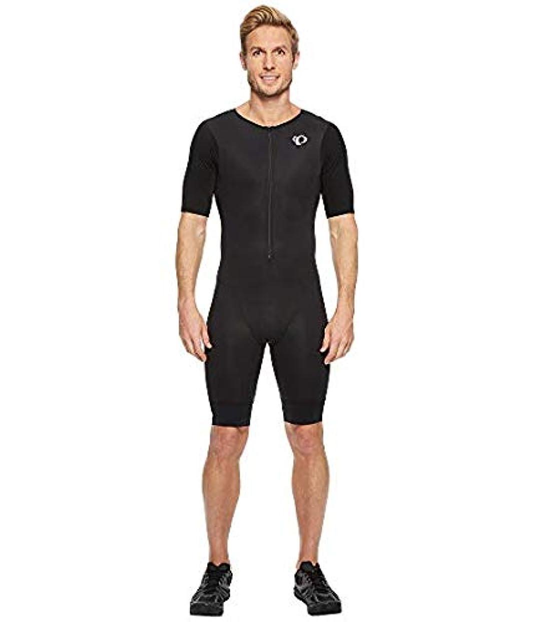 品揃え自分のために無礼に[PEARL IZUMI(パールイズミ)] メンズウェア?ジャケット等 Elite Pursuit Tri Speed Suit Black US MD (M) [並行輸入品]