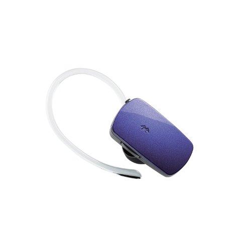 ロジテック iPhone&android対応 Bluetooth3.0対応 音楽も聴ける超小型ヘッドセット HS400Mシリーズ ブルー LBT-MPHS400MBU