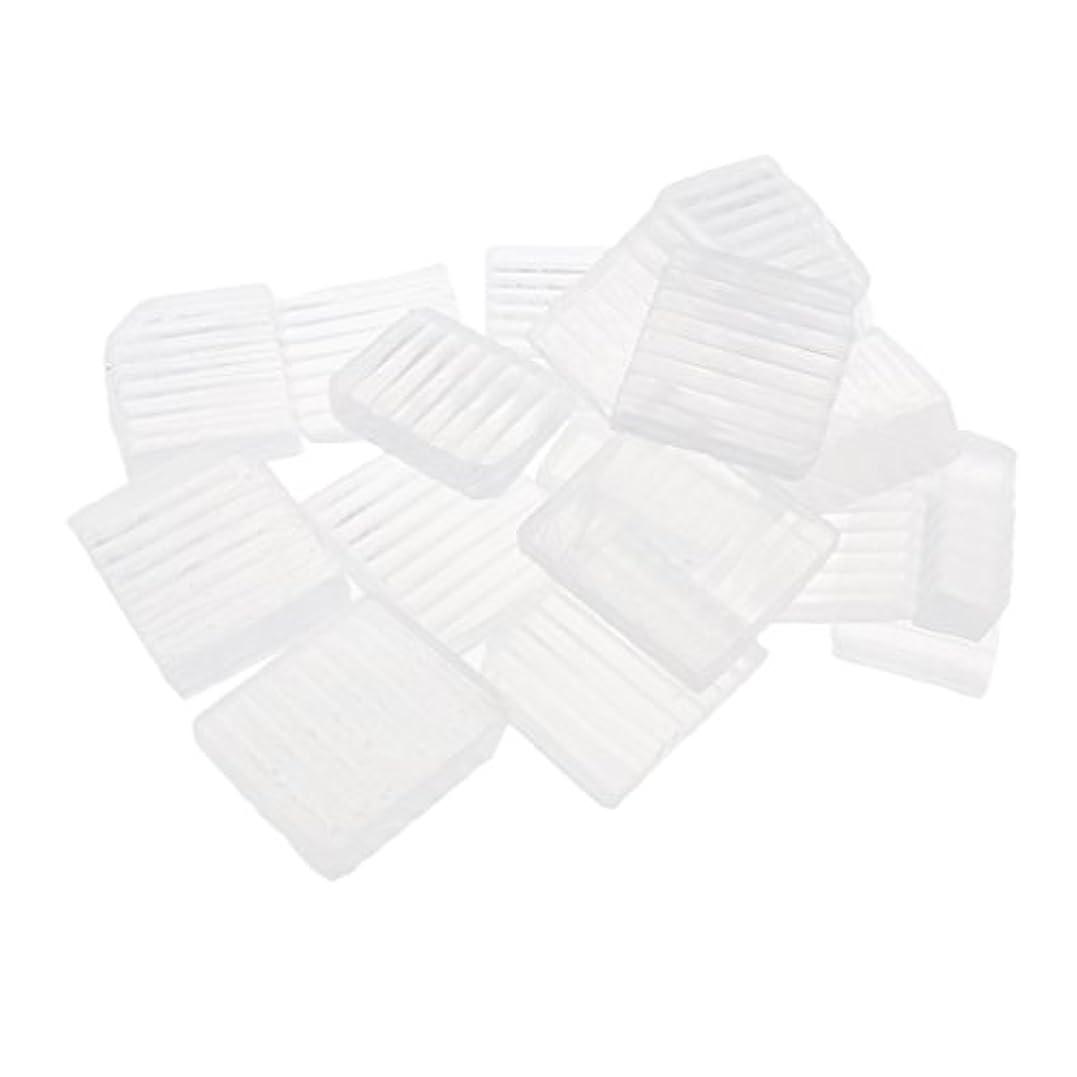 ロゴ絶縁する冬sharprepublic 透明 石鹸ベース DIY 石鹸作り ソープベース 透明 石鹸クラフト 石鹸メイク 約1KG