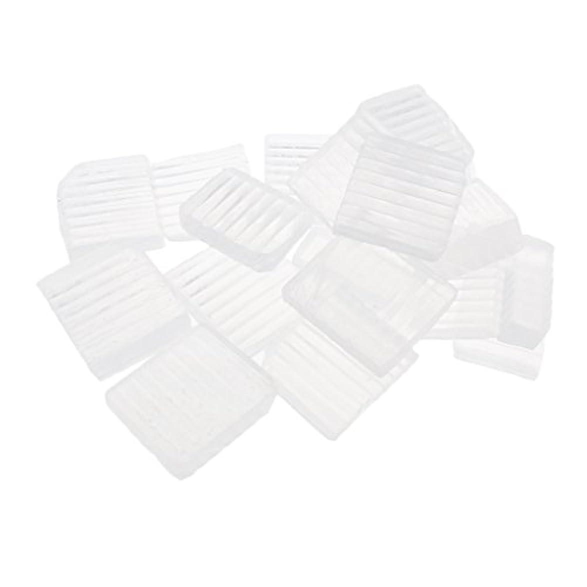 給料ほめる届けるchiwanji 透明メルト プアソープベース DIY ハンドメイド ソープ生素材 透明 石鹸ベース 手作り 石鹸 約1 KG