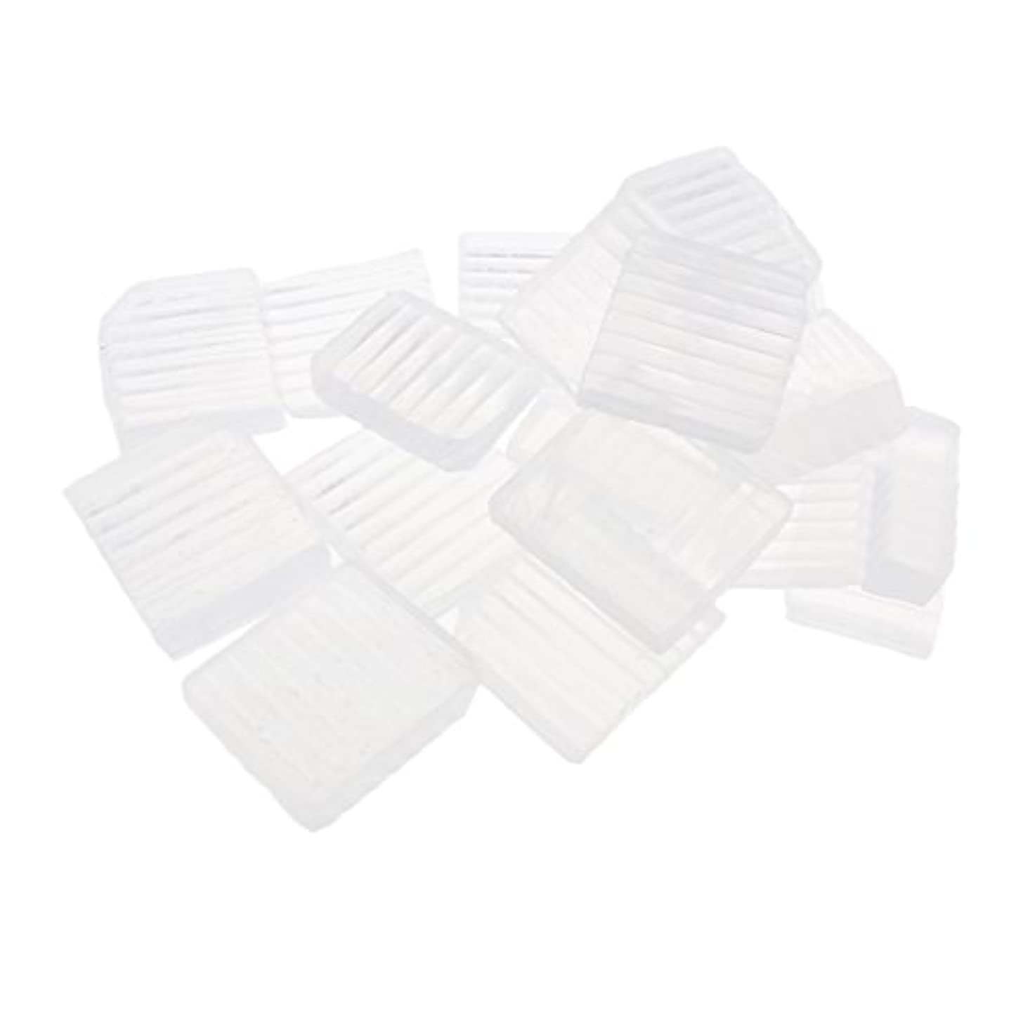 不正相談副産物chiwanji 透明メルト プアソープベース DIY ハンドメイド ソープ生素材 透明 石鹸ベース 手作り 石鹸 約1 KG