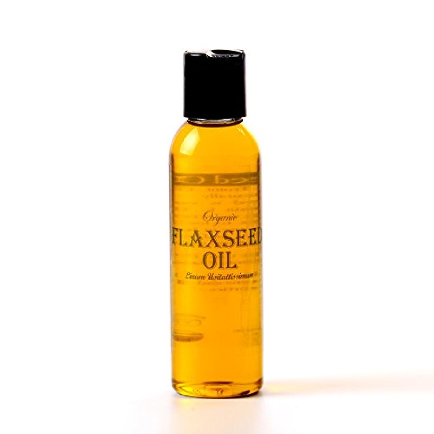 目に見えるペット肉屋Mystic Moments   Flaxseed (Linseed) Organic Carrier Oil - 250ml - 100% Pure
