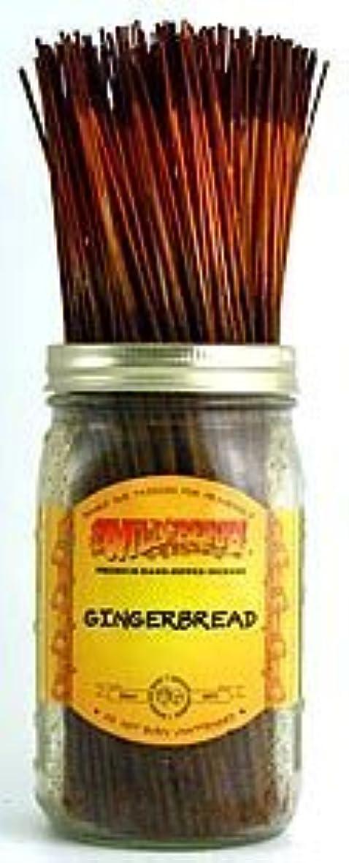 発行する植物の座るGingerbread - 100 Wildberry Incense Sticks [並行輸入品]