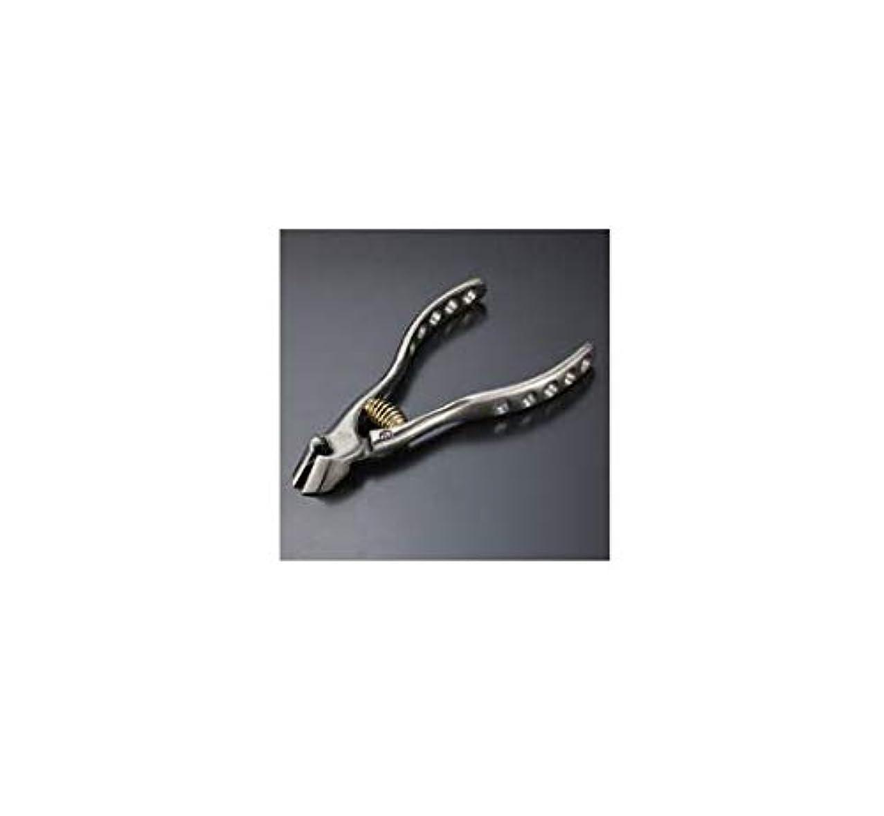 コートインシュレータストライク鍛冶屋謹製ニッパ式爪切り 日本製 ニッパー 人気 おすすめ ネイル