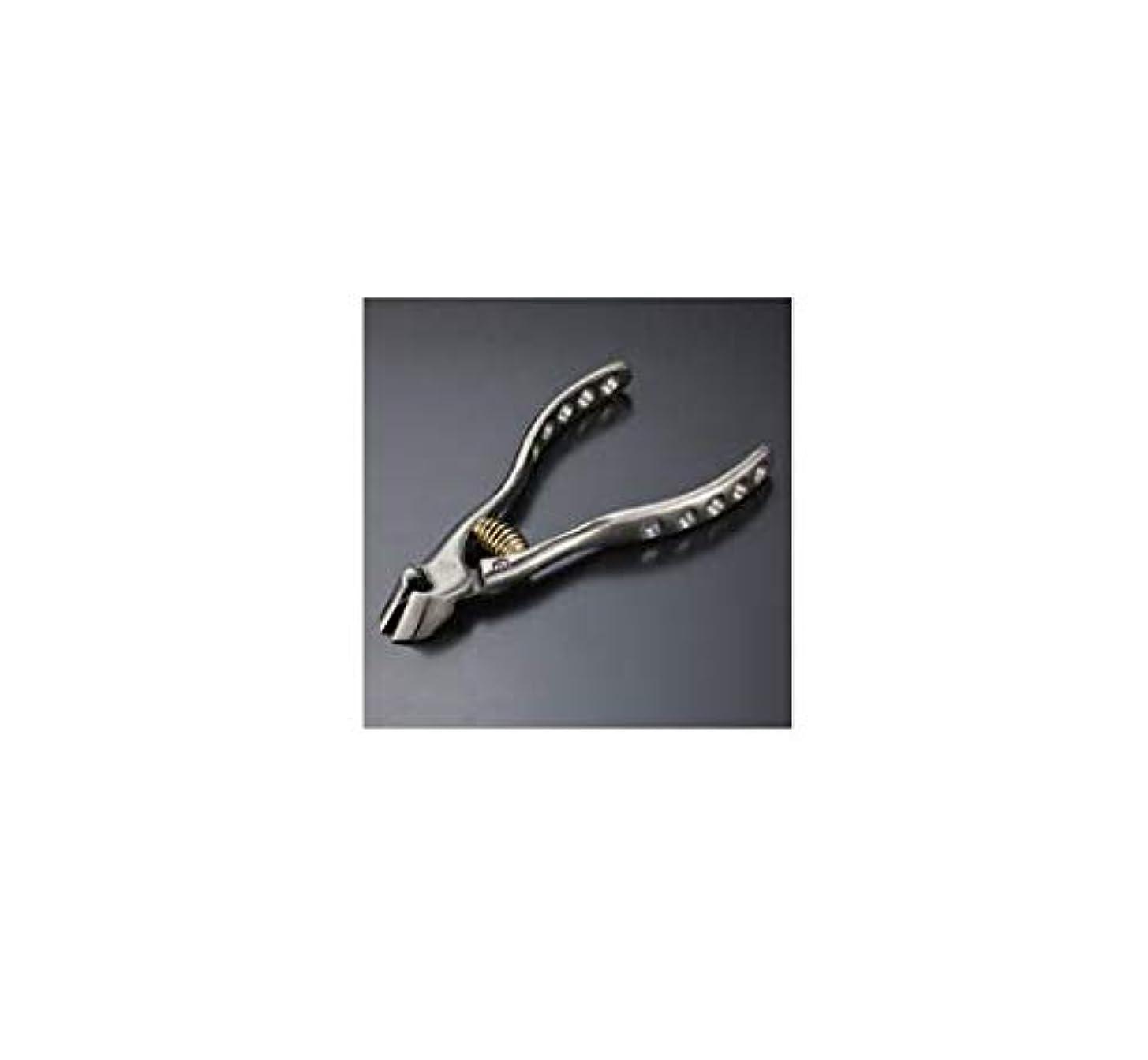 建設ステンレス振動させる鍛冶屋謹製ニッパ式爪切り 日本製 ニッパー 人気 おすすめ ネイル