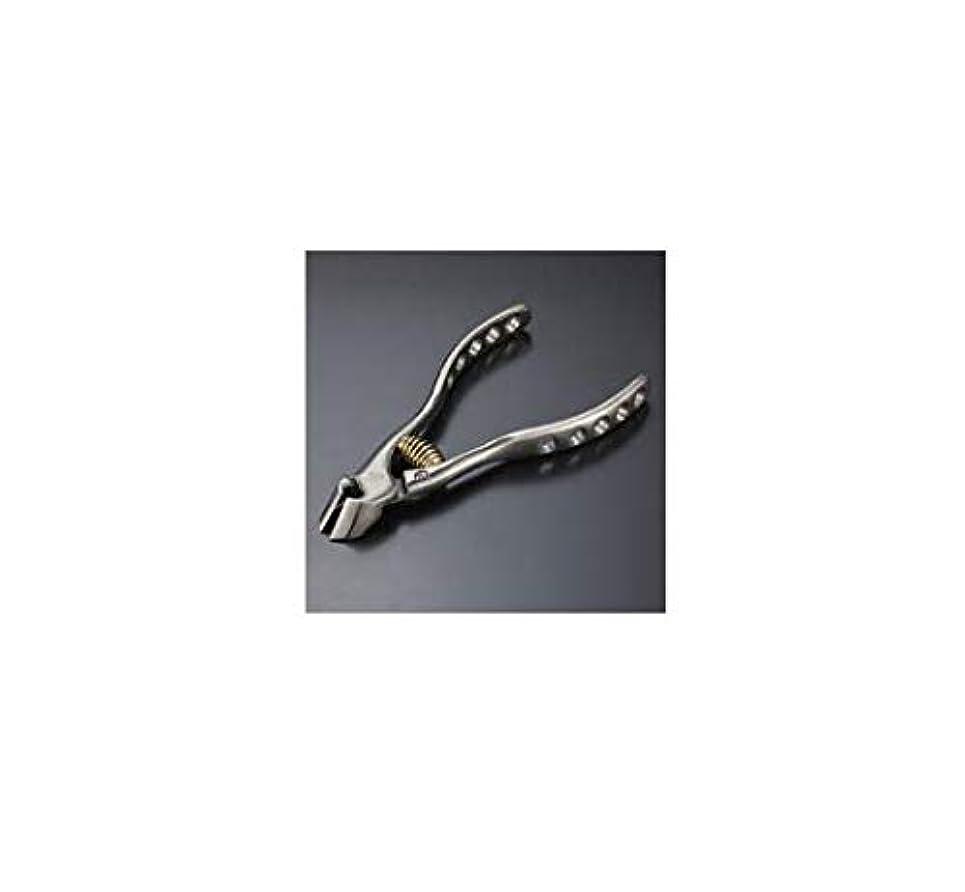 むしゃむしゃ取り組むバルブ鍛冶屋謹製ニッパ式爪切り 日本製 ニッパー 人気 おすすめ ネイル
