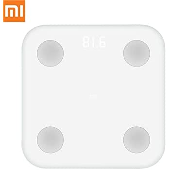 『Xiaomi Mi Smart Scale 体重計 スマホと連動可能!』  Xiaomi/シャオミ Mi Smart Scale 体重計 スマホ連動 Bluetooth 健康管理 ヘルスメーター ダイエット フィットネス スマート スケール メンズ レディース 正規品 並行輸入品