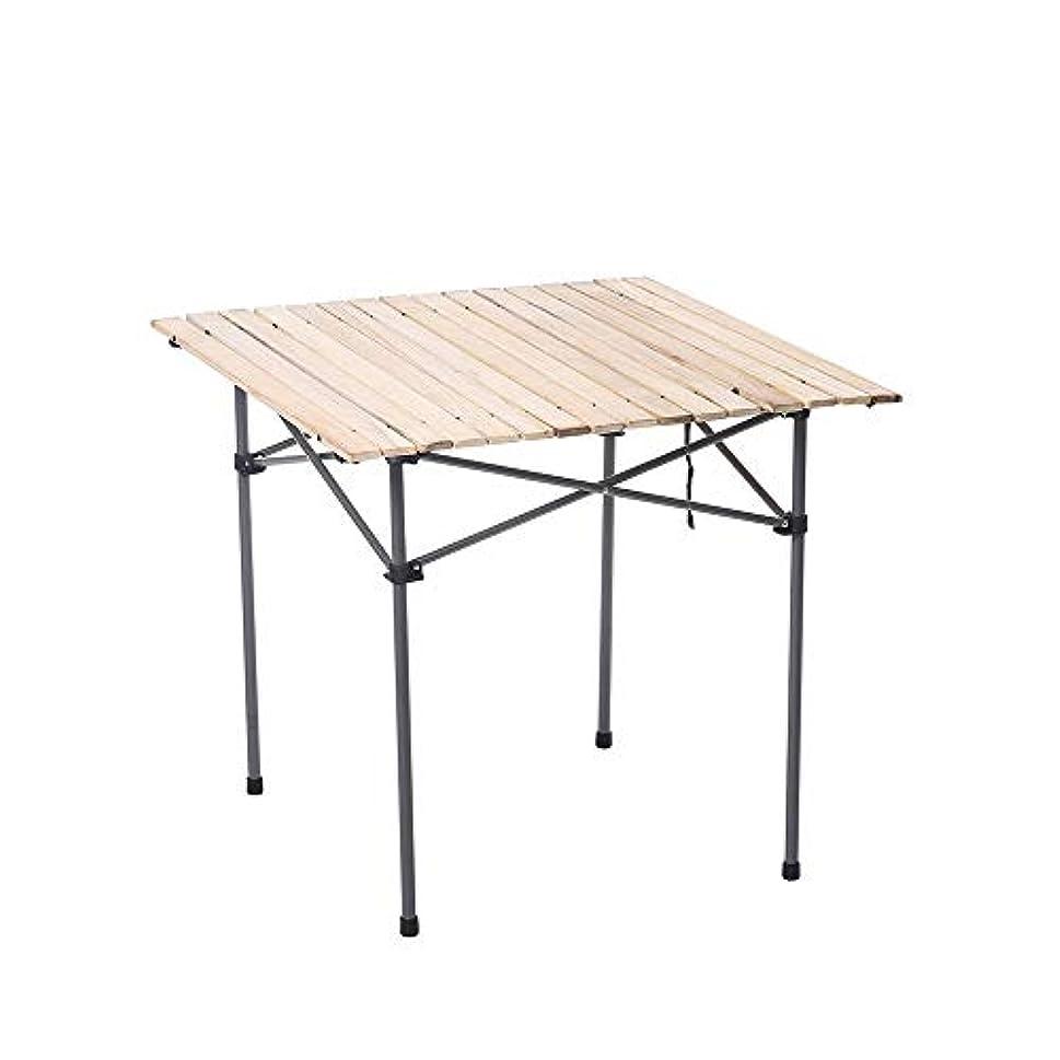 子供時代公爵君主LJHA zhuozi 折りたたみ式テーブル、屋外キャンプポータブル折りたたみピクニックバーベキュー釣り動物ホームライティングデスクコンピュータテーブルダイニングテーブル