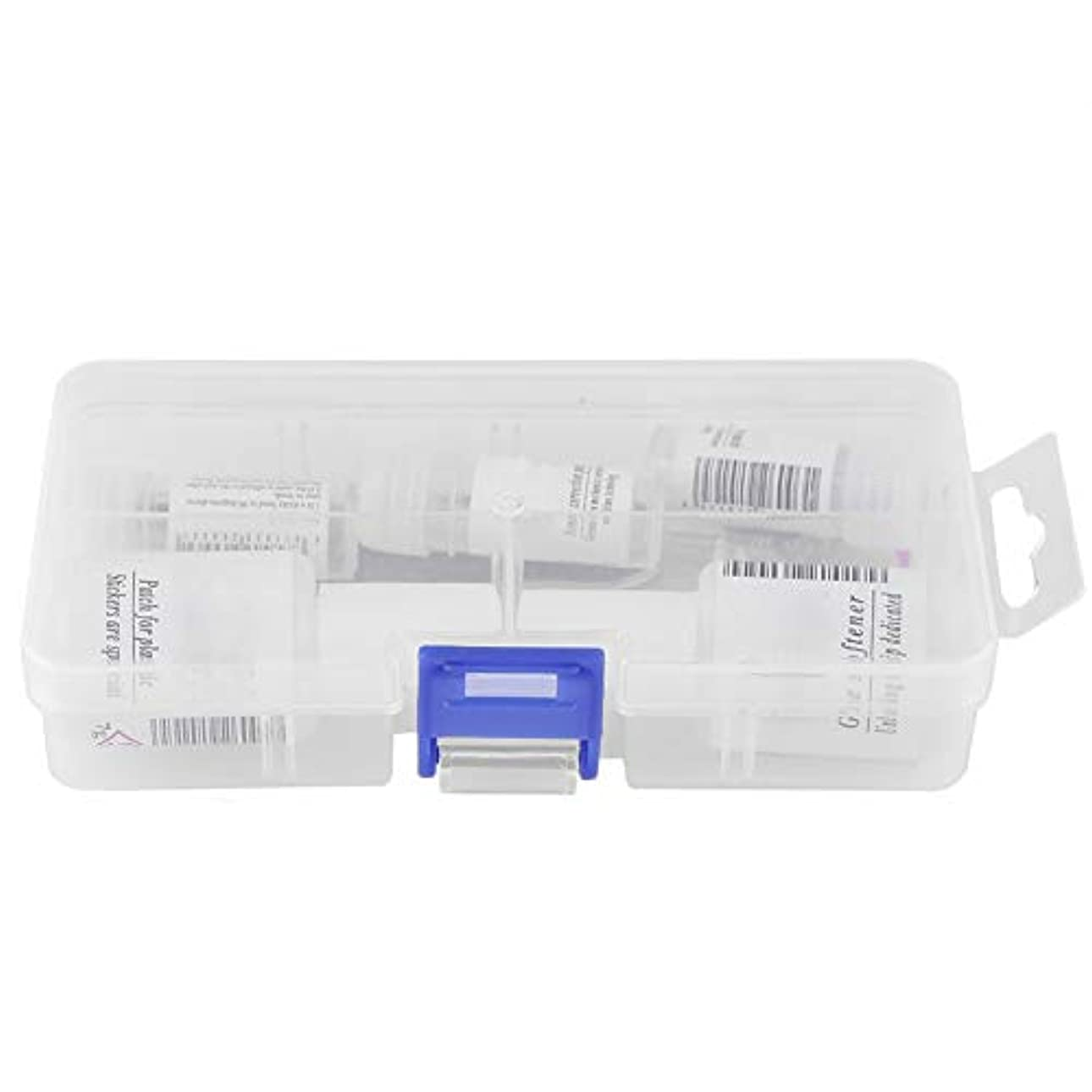 肺聡明退屈陥入爪の矯正ツールキットネイルケア矯正パッチ透明パッチ+のり+のり除去水