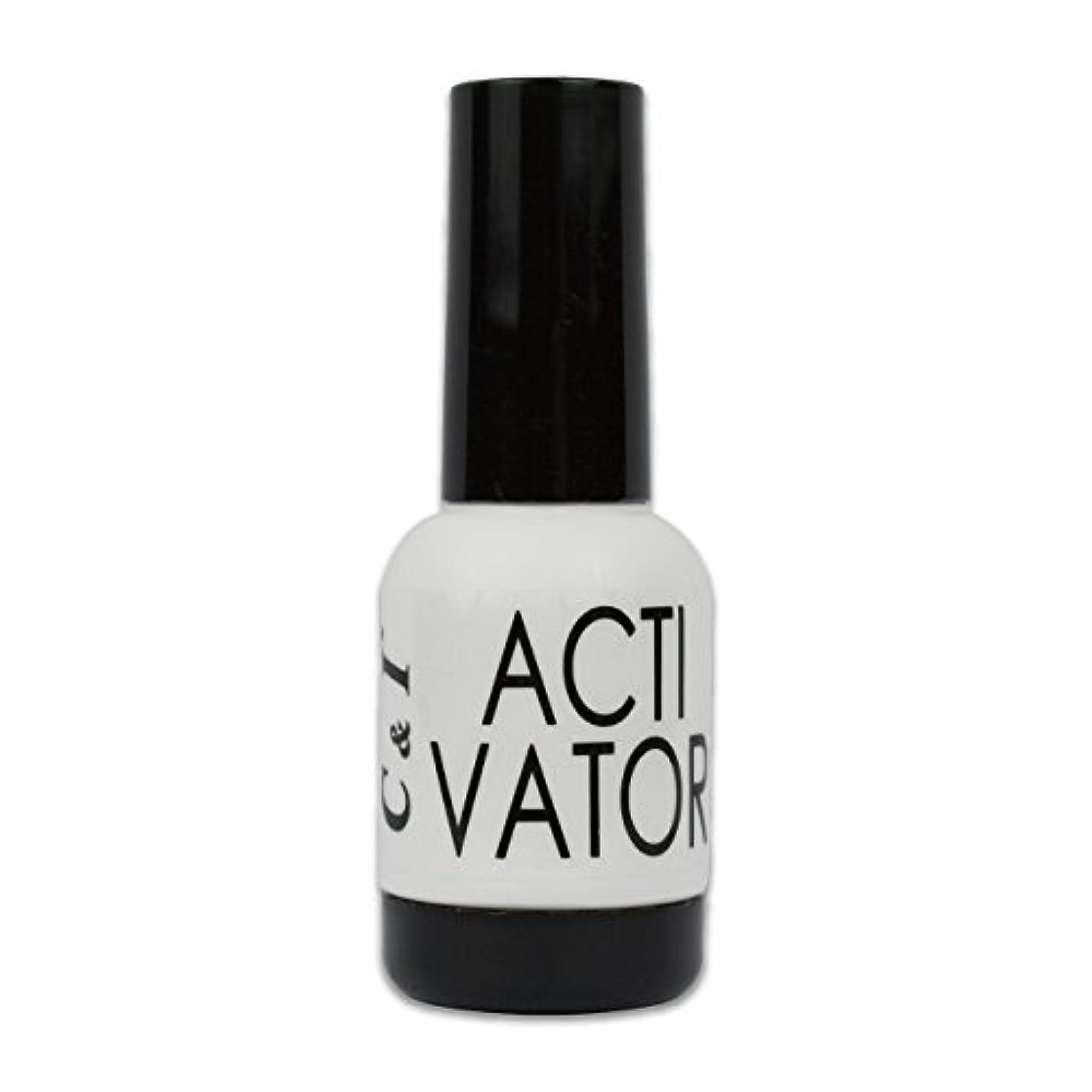 化粧傾いたフェローシップC&I アクチベータ, ディップパウダー用液体, 9 ml