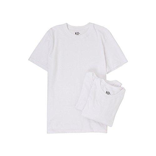 (ジョッキー) Jockey メンズ トップス 半袖シャツ Tシャツ Cotton Crew Neck T-Shirt 3-Pack 並行輸入品