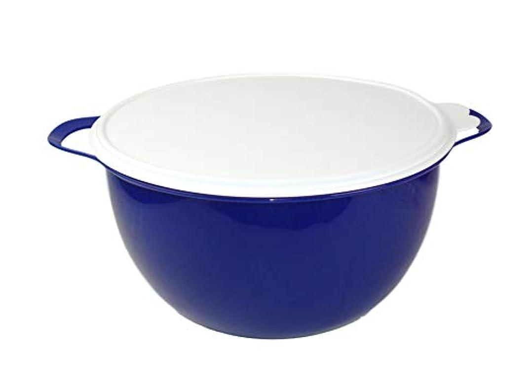 タッパーウェアThat´sa Bowl XL 10,0 Lブルーホワイト