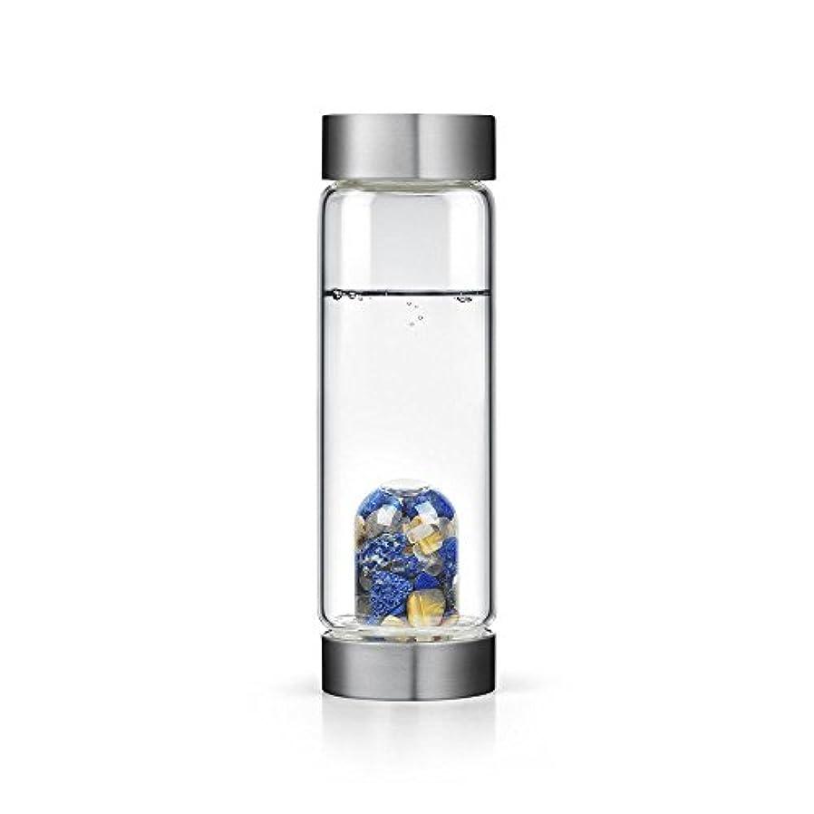 素晴らしいですアダルト早くインスピレーションgem-waterボトルby VitaJuwel W / Freeカリフォルニアホワイトセージバンドル 16.9 fl oz