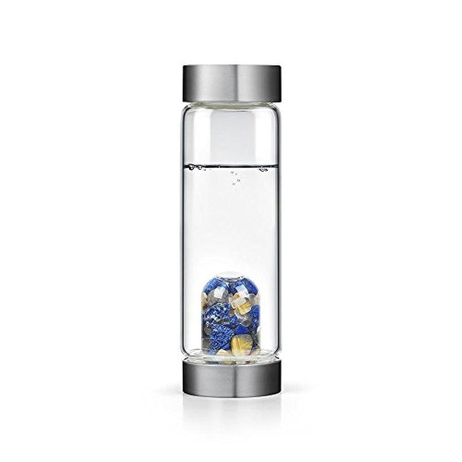 流星カジュアル座標インスピレーションgem-waterボトルby VitaJuwel W / Freeカリフォルニアホワイトセージバンドル 16.9 fl oz