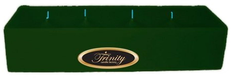 ビジュアル説得力のある確保するTrinity Candle工場 – Pine – Pillar Candle – 12 x 4 x 2 – ログ
