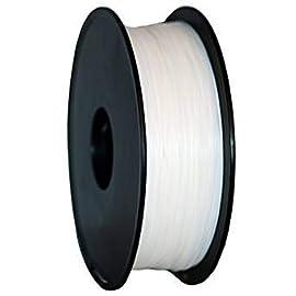 このフィラメントは通常使われるものと同様に設計されており、1.75mmフィラメントが使用できるほとんどの3Dプリンタに互換性があります。寸法精度は +/- 0.05mmです。 PLAは環境にやさしい3Dプリンターの造形材料なので、3Dプリント業界では非常に人気があります。ヒートベッドがなくても印刷することができ、とても使いやすい素材です。  注意 パッケージを開けた後、火気や高温に近づけず、直射日光が当たらないようにしてください。また、換気された乾燥した場所に保管してください。