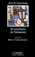 El estudiante de Salamanca/ The student of Salamanca (Letras Hispanicas)