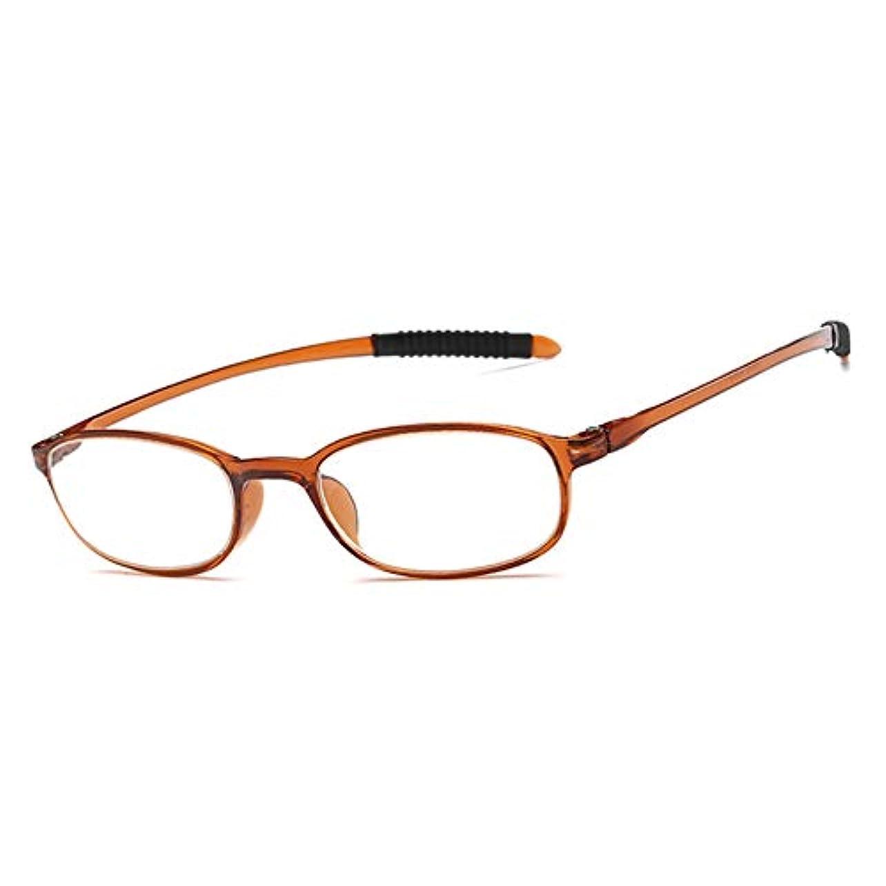TR90老眼鏡、男性用および女性用、シンプルで快適なエレガントな抗疲労老眼鏡、超軽量樹脂レンズ、仕事をするときに身に着けていることテレビを見ている