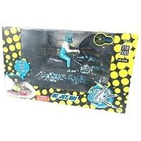 WakestarsリモートコントロールRCジェットスキーinブルーおもちゃクリスマスギフト
