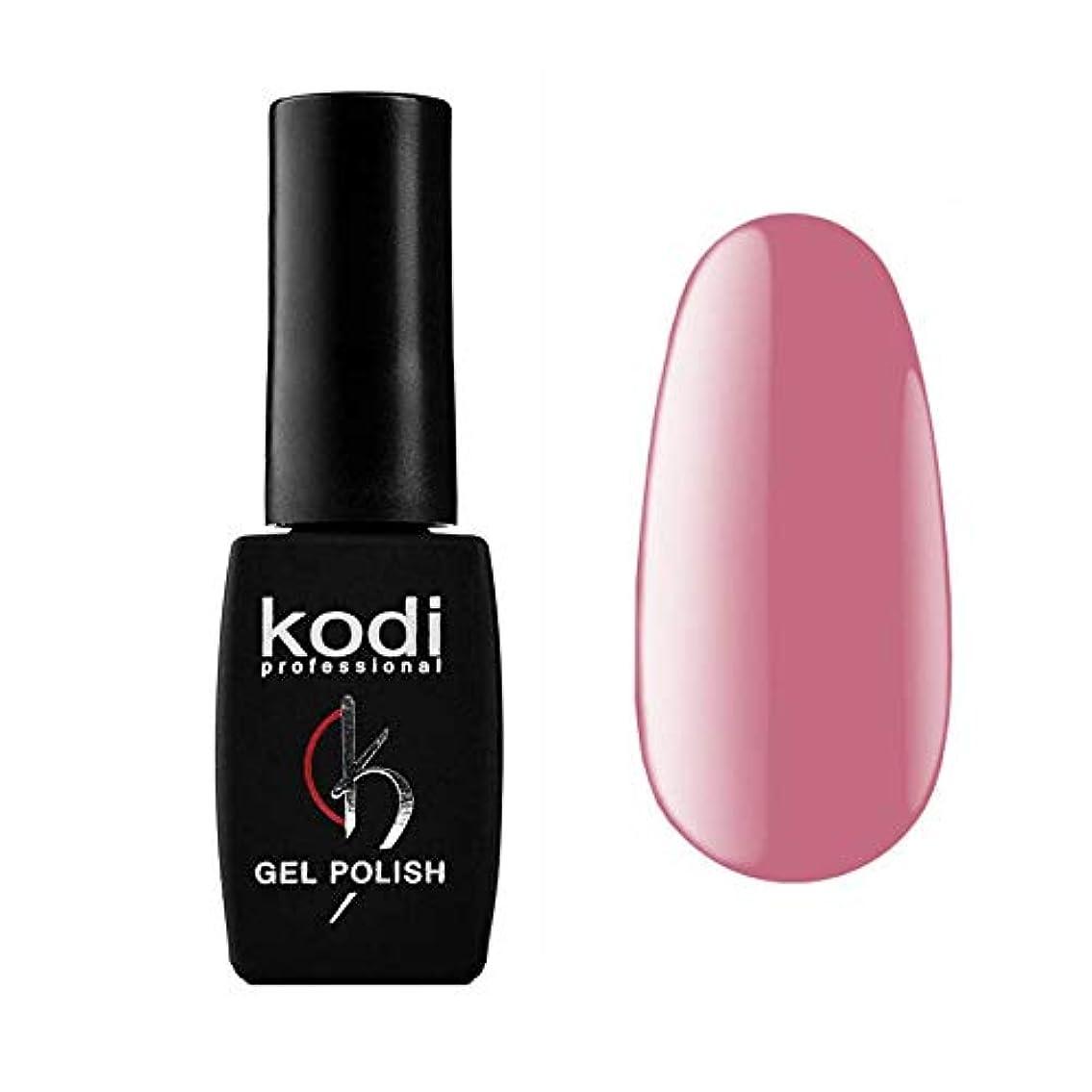 保全枢機卿連邦Kodi Professional New Collection P PINK #30 Color Gel Nail Polish 12ml 0.42 Fl Oz LED UV Genuine Soak Off