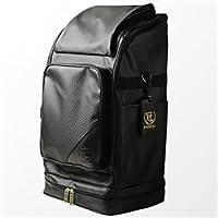 【剣道 防具袋】 冠 ウイニングバッグパック【ブラック】
