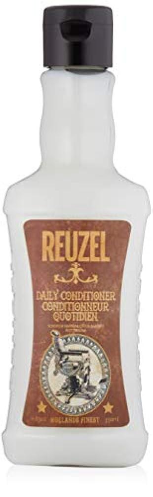 湿った打ち上げる毛細血管Reuzel Daily Conditioner 11.83oz by Reuzel
