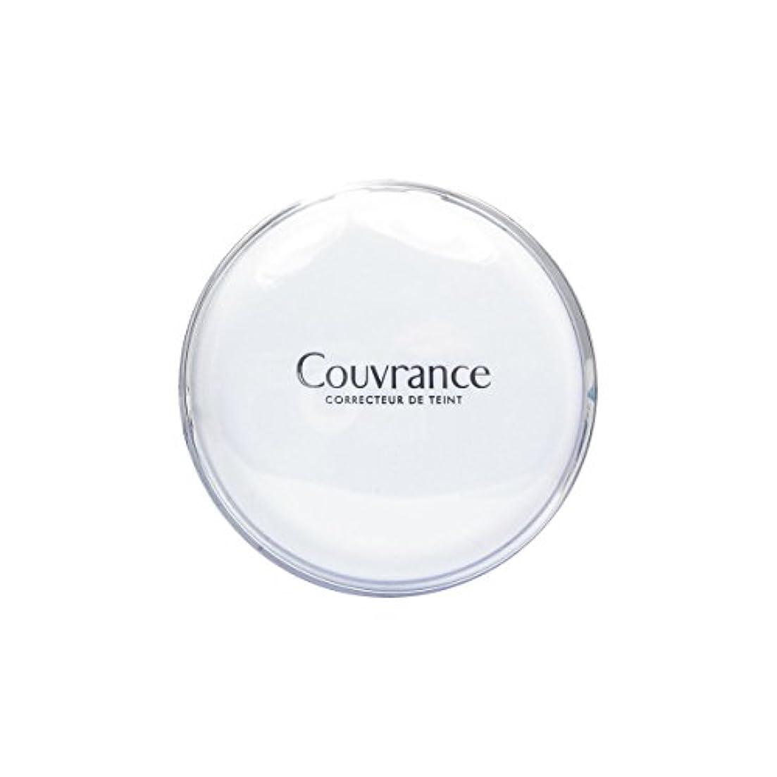 電池戦う説明Avene Couvrance Compact Confort Cream 2.5 Beige 10gr [並行輸入品]
